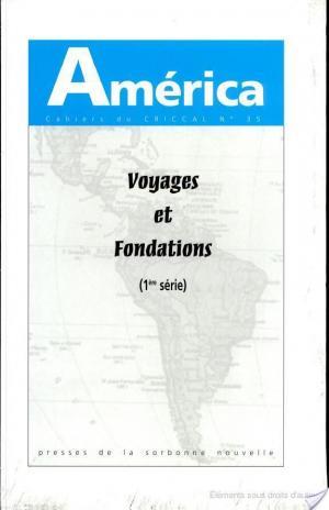 Affiche Voyages et fondations