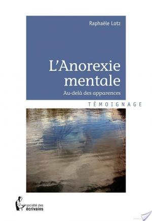 Affiche L'Anorexie mentale