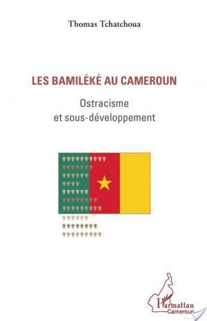 Affiche Les Bamiléké au Cameroun