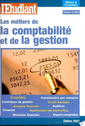Affiche Les métiers de la comptabilité et de la gestion