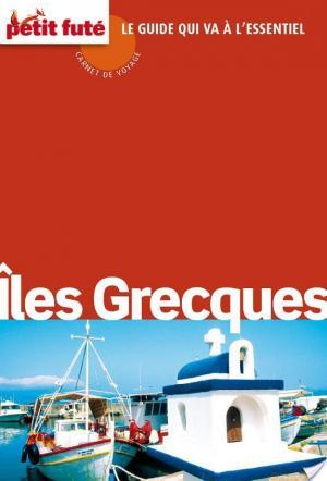Affiche Petit Futé Iles grecques