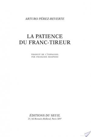 Affiche La Patience du franc-tireur