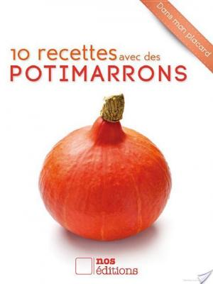 Affiche 10 recettes avec du potimarrons