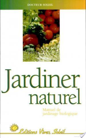 Affiche Jardiner naturel