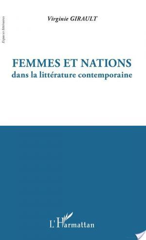 Affiche Femmes et nations dans la littérature contemporaine