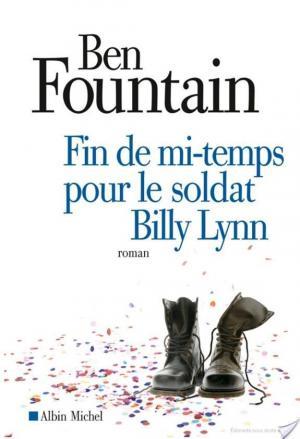 Affiche Fin de mi-temps pour le soldat Billy Lynn