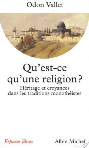 Affiche Qu'est-ce qu'une religion ?