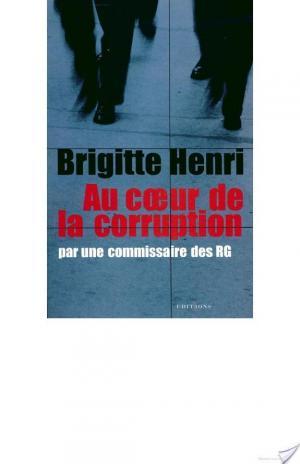Affiche Au coeur de la corruption