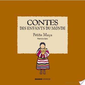 Affiche Contes des enfants du monde - Petite Maya