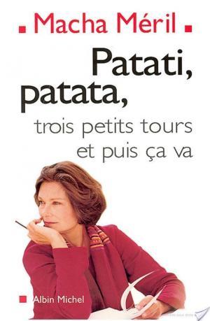 Affiche Patati, patata... trois petits tours et puis ça va