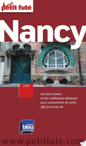 Affiche Petit Futé Nancy 2009