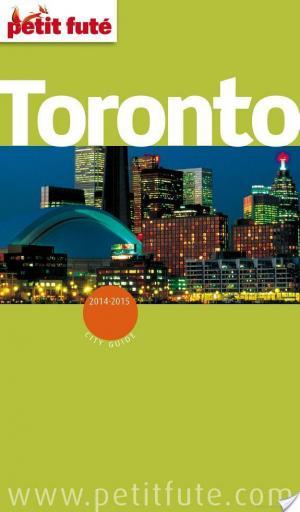 Affiche Toronto 2014-2015 Petit Futé (avec cartes, photos + avis des lecteurs)
