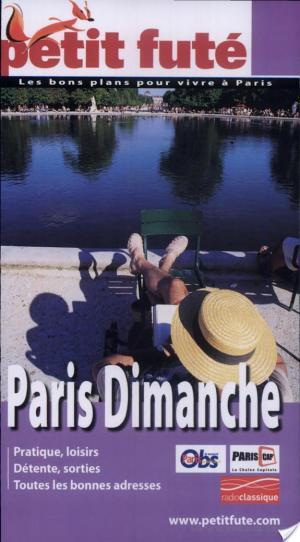 Affiche Paris Dimanche