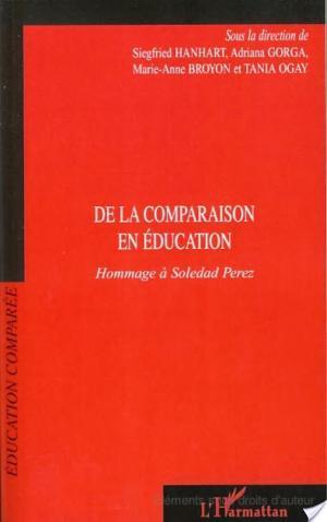 Affiche De la comparaison en éducation