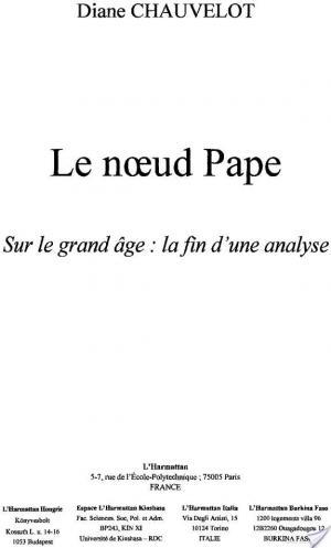 Affiche Le noeud Pape