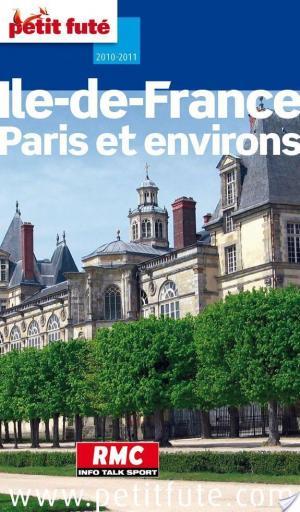 Affiche Petit Futé Paris, Ile de France