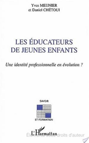 Affiche LES ÉDUCATEURS DE JEUNES ENFANTS