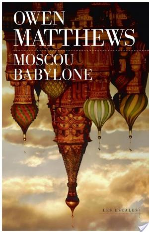 Affiche Moscou Babylone