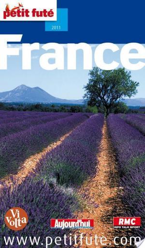 Affiche Petit Futé France