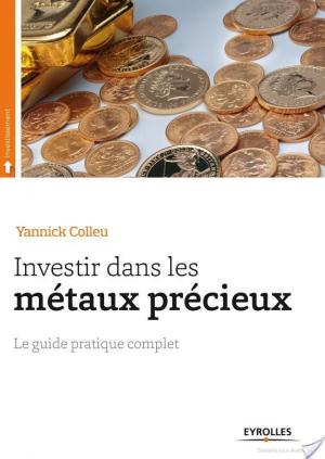 Affiche Investir dans les métaux précieux
