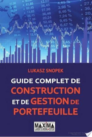 Affiche Guide complet de construction et de gestion de portefeuille