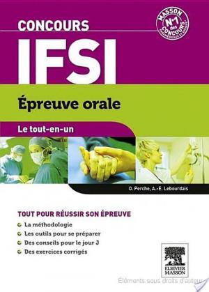 Affiche Concours IFSI Le Tout-en-un Épreuve orale