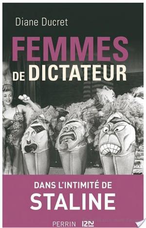 Affiche Femmes de dictateur - Staline
