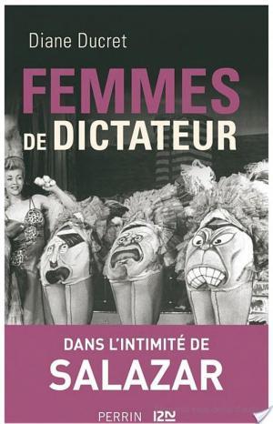 Affiche Femmes de dictateur - Salazar