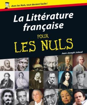 Affiche La Littérature française Pour les Nuls