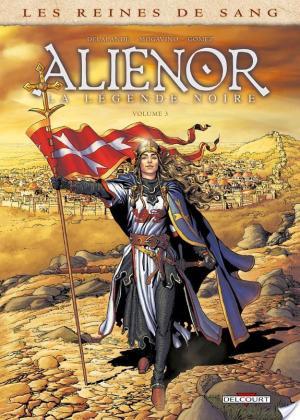 Affiche Reines de sang - Alienor, la Légende noire 3