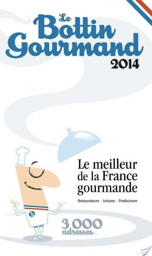 Boite de  Le Bottin Gourmand France 2014