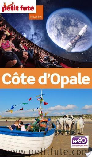 Affiche Côte d'Opale 2014-2015 Petit Futé (avec cartes, photos + avis des lecteurs)