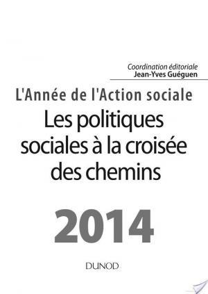 Affiche L'année de l'action sociale 2014