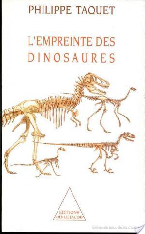 Affiche Empreinte des dinosaures (L')