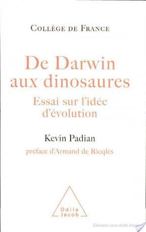 Affiche De Darwin aux dinosaures