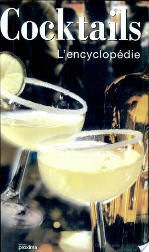 Affiche Cocktails. L'encyclopédie
