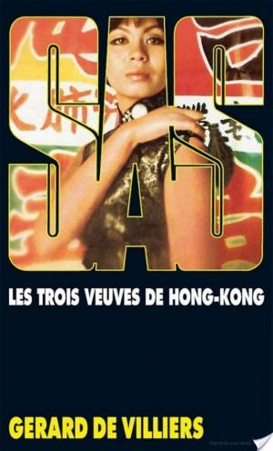 Affiche SAS 12 Les trois veuves de Hong-Kong