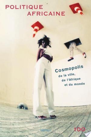 Affiche Cosmopolis de la ville, de l'Afrique et du monde