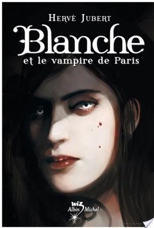 Affiche Blanche et le vampire de Paris