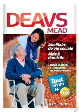 Affiche Tout en un DEAVS - MCAD