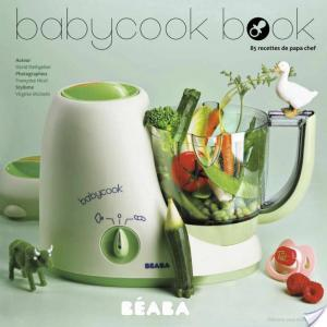 Affiche Le babycook book