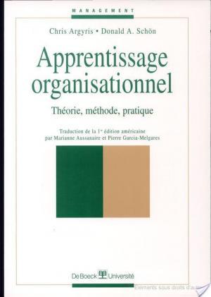 Affiche Apprentissage organisationnel