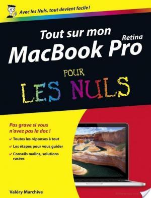Affiche Tout sur mon MacBook Pro Retina Pour les Nuls