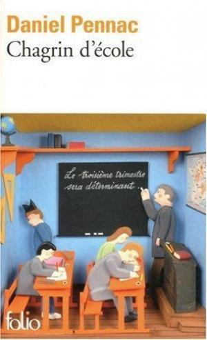 Affiche Chagrin d'école