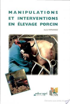 Affiche Manipulations et interventions en élevage porcin