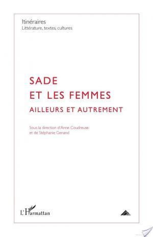 Affiche Sade et les femmes