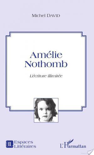 Affiche Amélie Nothomb