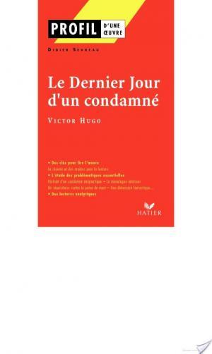 Affiche Profil - Hugo (Victor) : Le Dernier jour d'un condamné