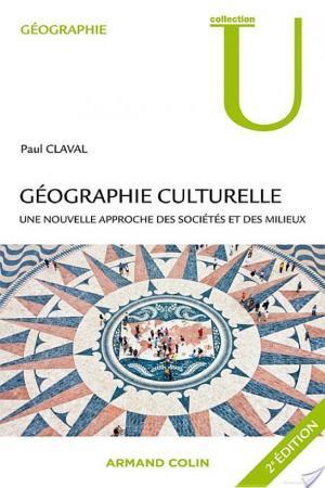 Affiche Géographie culturelle