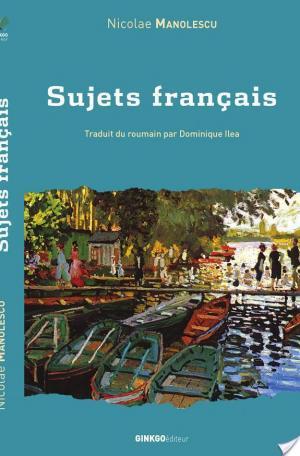 Affiche Sujets français